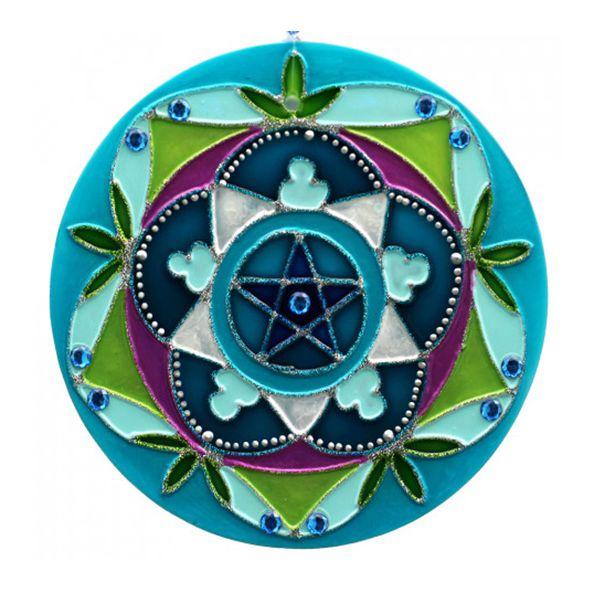 Mandala Pentagrama - Grande