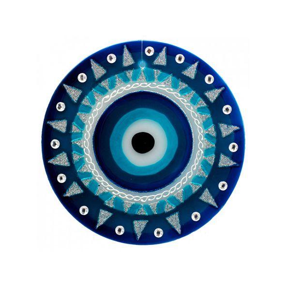 Mandala Olho Grego - Média