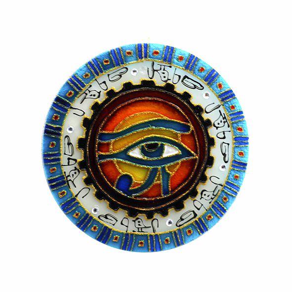 Mandala Olho de Hórus - Média