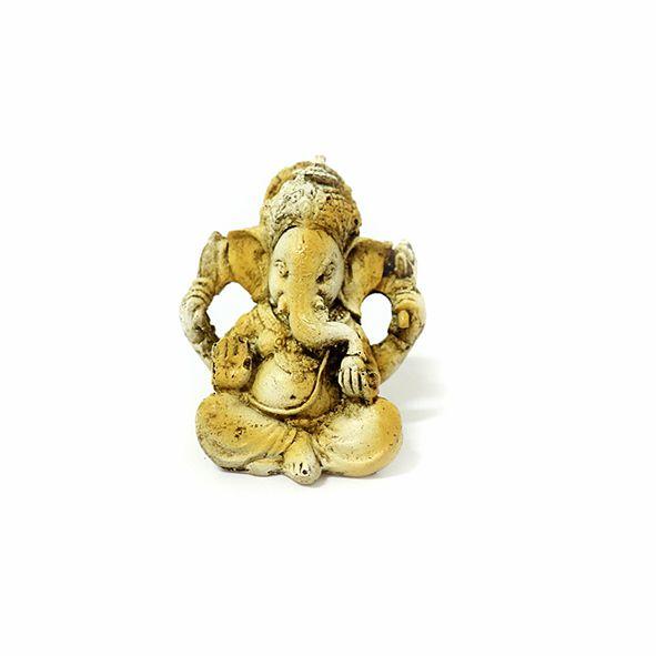 Ganesha Sentando Pequeno