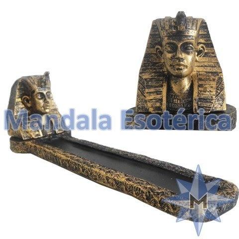 Incensário Tutankamon