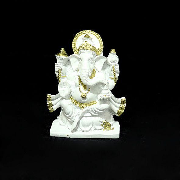 Ganesha Sentado Trono