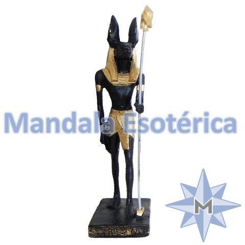 Deus egípcio Anúbis