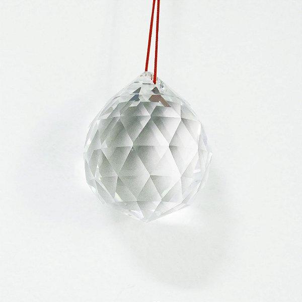 Esfera de Cristal  Facetada - G