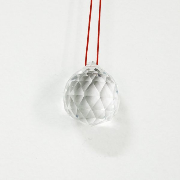 Esfera de Cristal  Facetada - P
