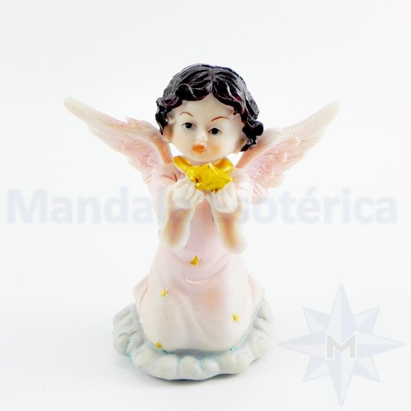Anjo Na Nuvem com Estrela B