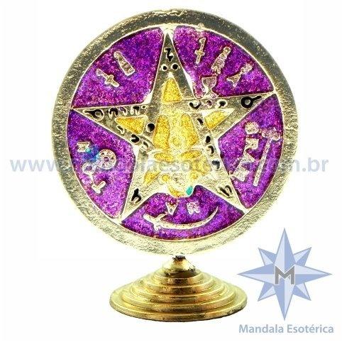 Tetragramatom mesa cores variadas