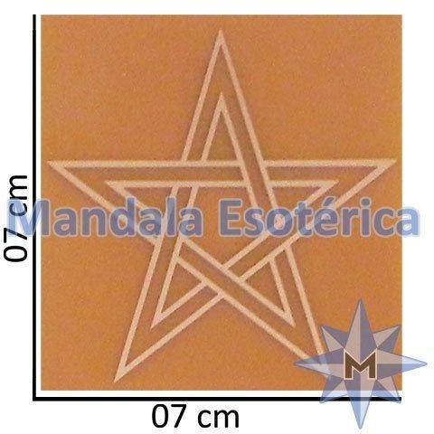 Gráfico Estrela 5 pontas