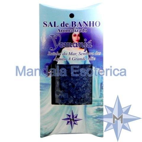 Sal de Banho Aromatizado - Yemanjá