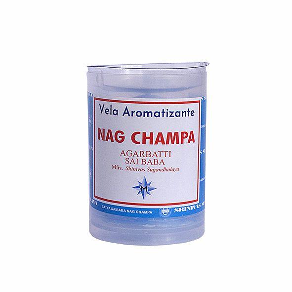 Vela Aromatizante - Nag Champa