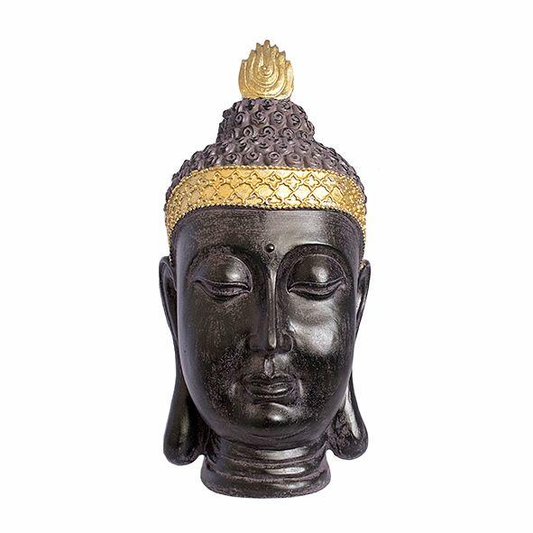 Cabeça de Buda Tibetano - Grande