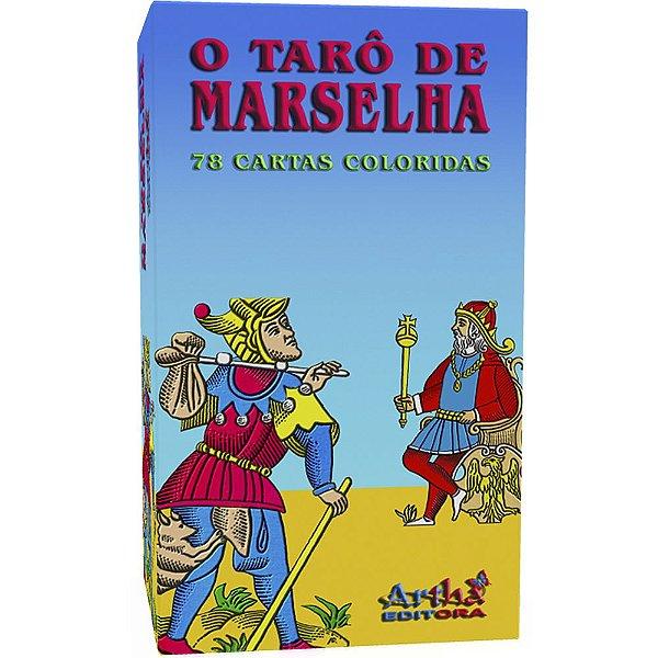 Baralho - O Tarô de Marselha