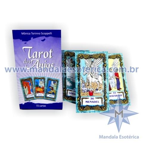 Baralho - Tarot dos Anjos