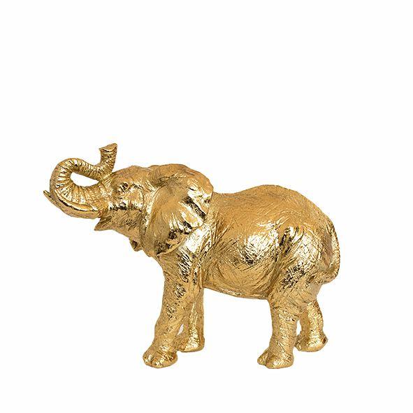 Elefante Dourado - Médio