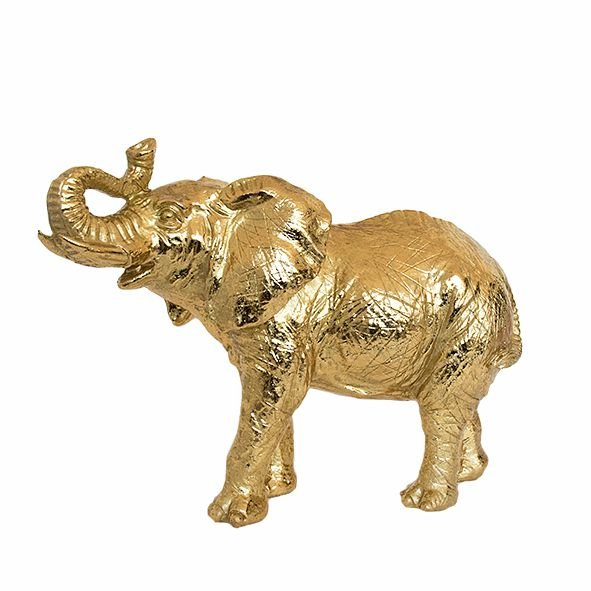 Elefante Dourado - Grande