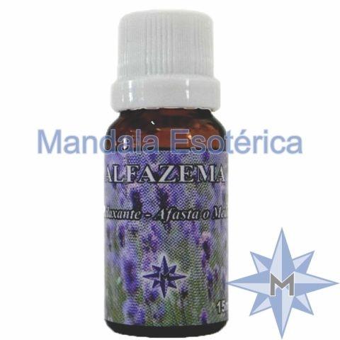 Essência Mandala Esotérica Aroma de Alfazema