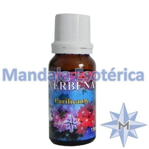 Essência Mandala Esotérica Aroma de Verbena