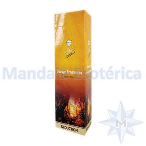 Incenso Flute Box Aromas Selvagens