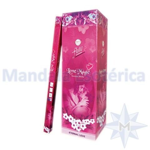 Incenso Flute Box Magia do Amor