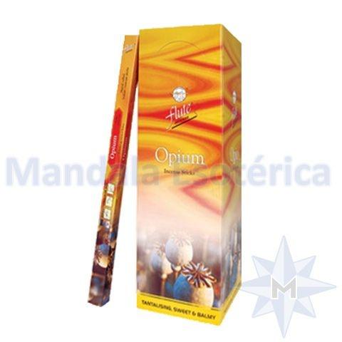 Incenso Flute Box no Aroma de Ópium