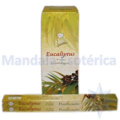 Incenso Flute Box no Aroma de Eucalipto