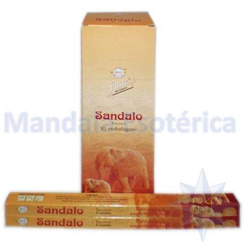 Incenso Flute Box no Aroma de Sândalo