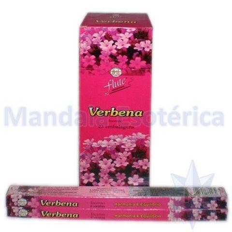 Incenso Flute Box no Aroma de Verbena