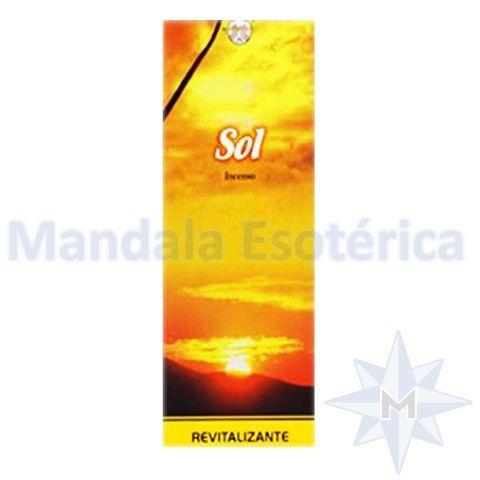 Incenso Flute Box Sol
