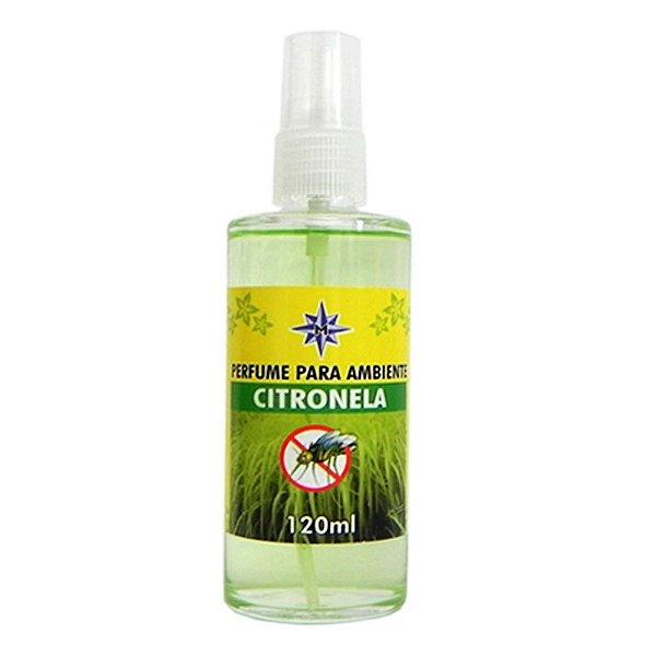 Aromatizador de Ambiente em Spray - Citronela Repelente Natural