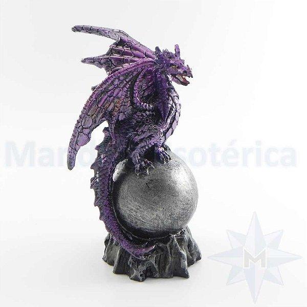 Dragão Lilas na bola