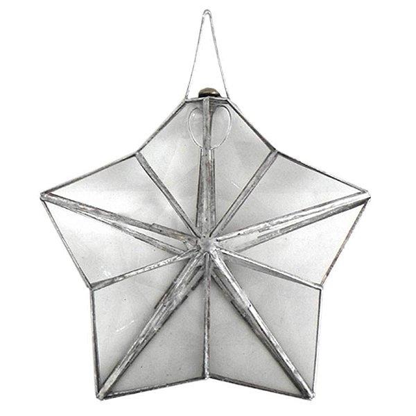 Prisma d'água Estrela 5 Pontas
