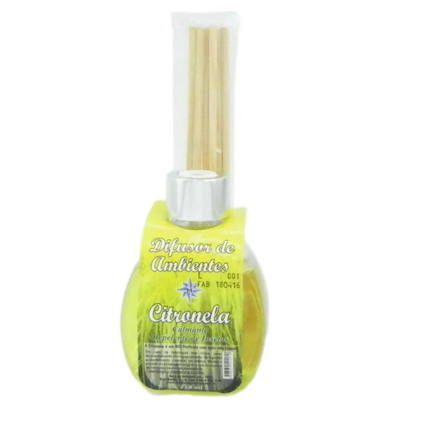 Difusor de Ambiente Citronela