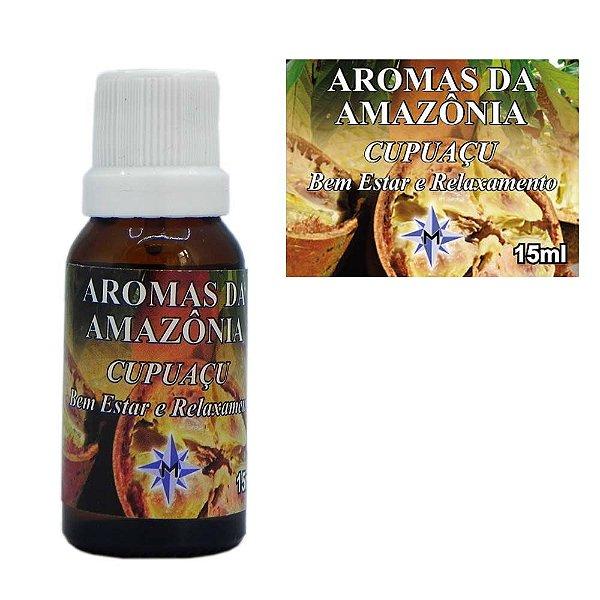 Essência Mandala Esotérica Aromas da Amazônia Cupuaçu