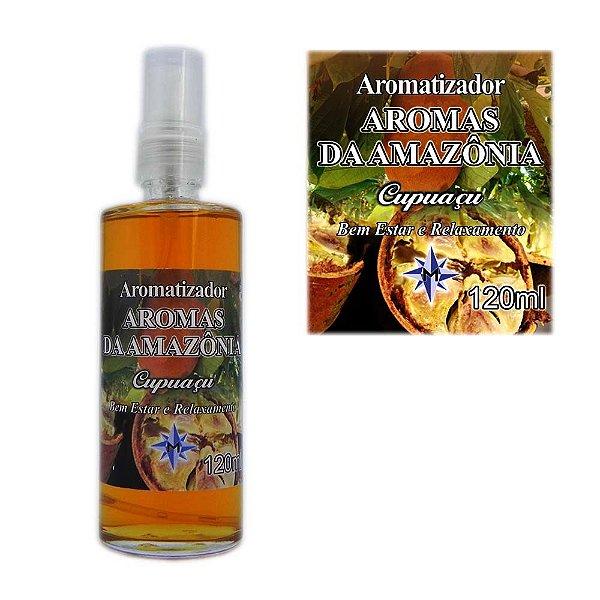 Aromatizador Aromas da Amazônia - Perfume Cupuaçu
