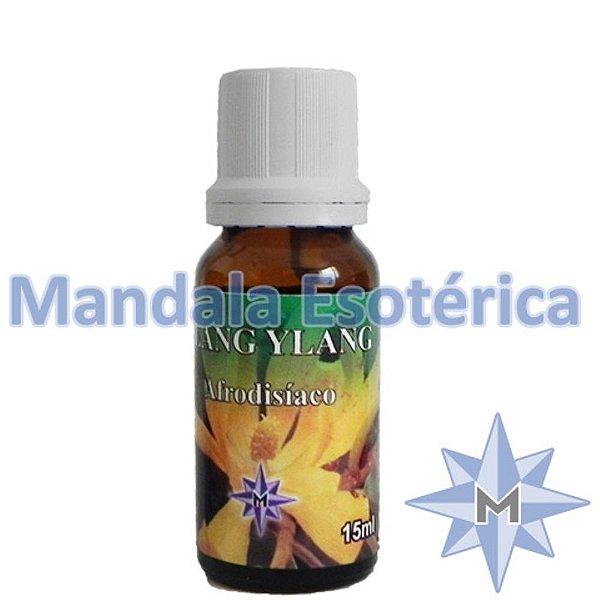 Essência Mandala Esotérica Ylang Ylang 15ml
