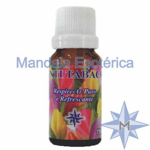 Essência Mandala Esotérica Aroma de Anti-tabaco - 15ml