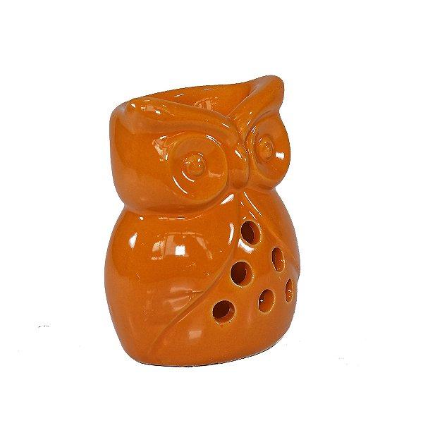 Rechô de Cerâmica de Coruja - Diversas Cores