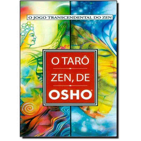 Livro O Tarô Zen de Osho: O Jogo Transcendental do Zen
