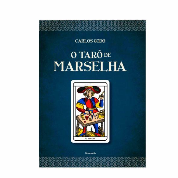 Livro - O Tarô de Marselha - Carlos Godo