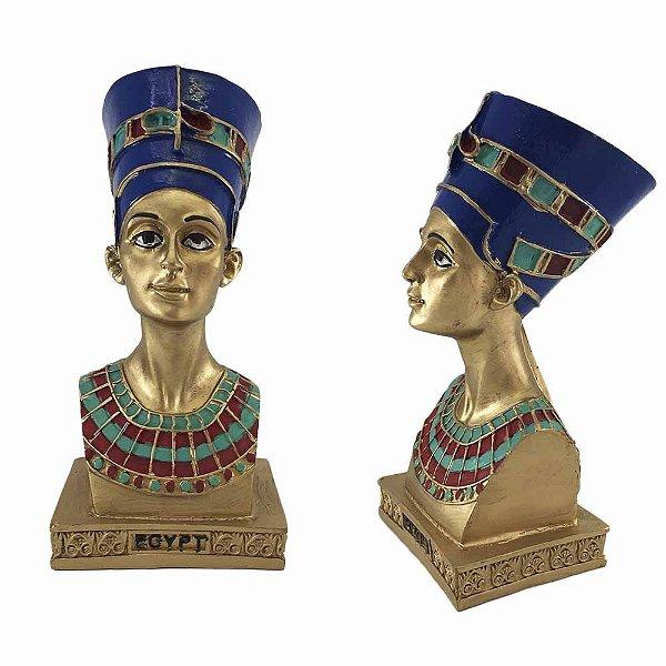 Cabeça Faraó Nefertiti