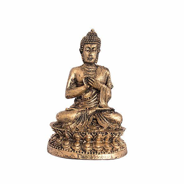 Buda Hindu Rezando Pequeno