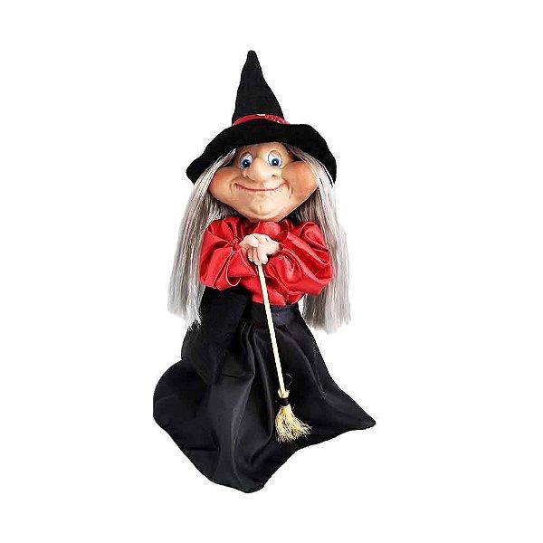 Imelda - A Bruxa das respostas Mágicas