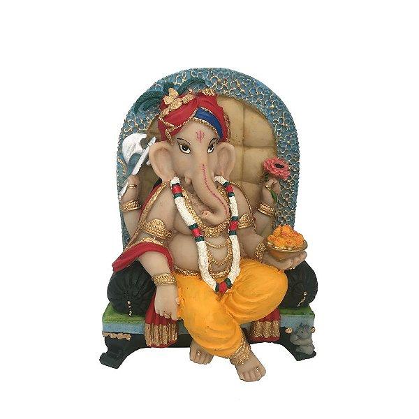 Ganesha na Poltrona