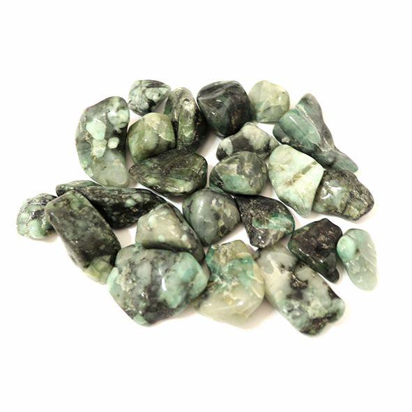 Pedra Esmeralda - Pacote 200g