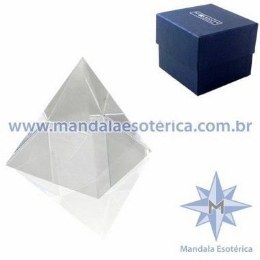 Pirâmide de Cristal 6cm