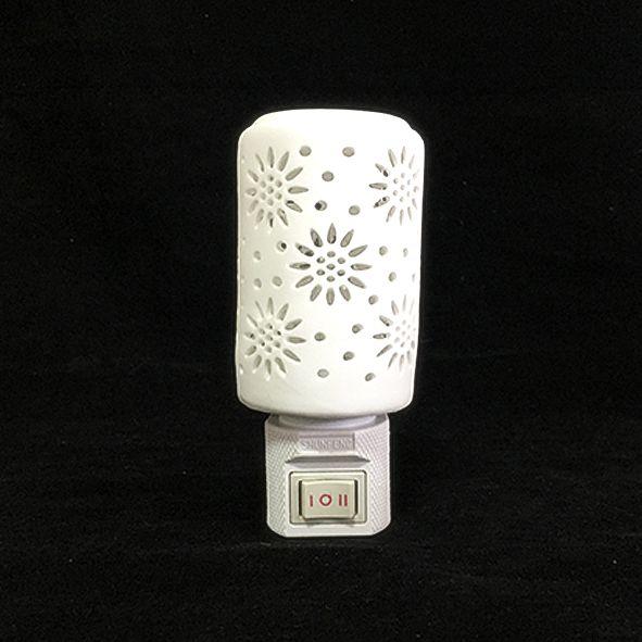 Aromatizador Elétrico com Iluminação Arabesco