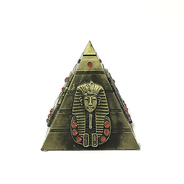 Pirâmide Egípcia com Strass