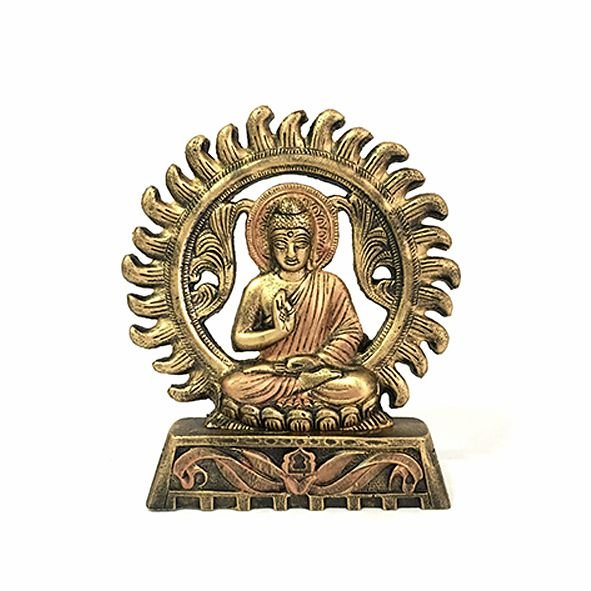 Círculo de Fogo Buda