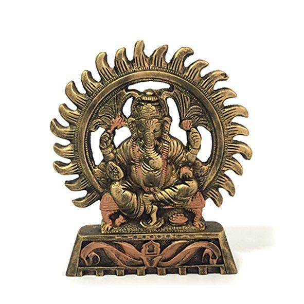 Círculo de Fogo Ganesha