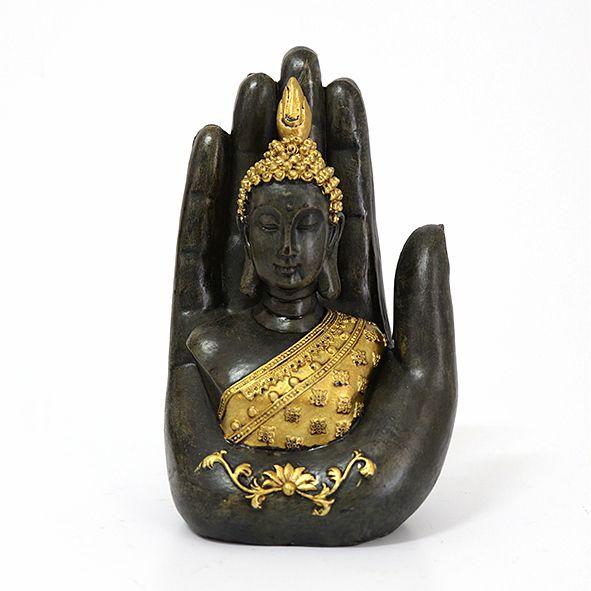 Estatueta Buda na Mão